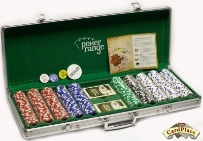 Poker range case