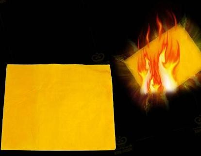 Flash paper (yellow)