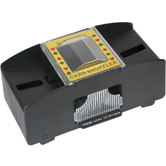 Card shuffler Automatic